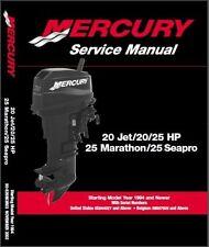 mercury 30 hp 2 stroke workshop manual