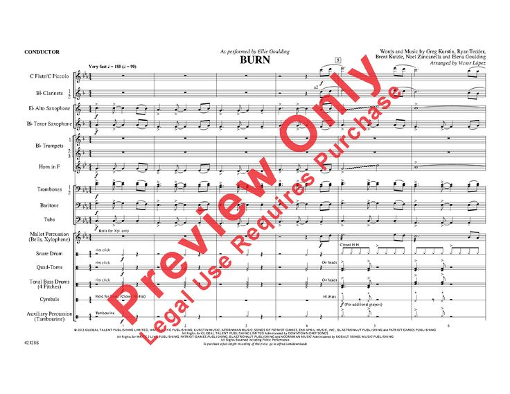 Middle school pep band music pdf