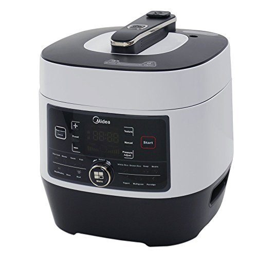 midea digital rice cooker manual