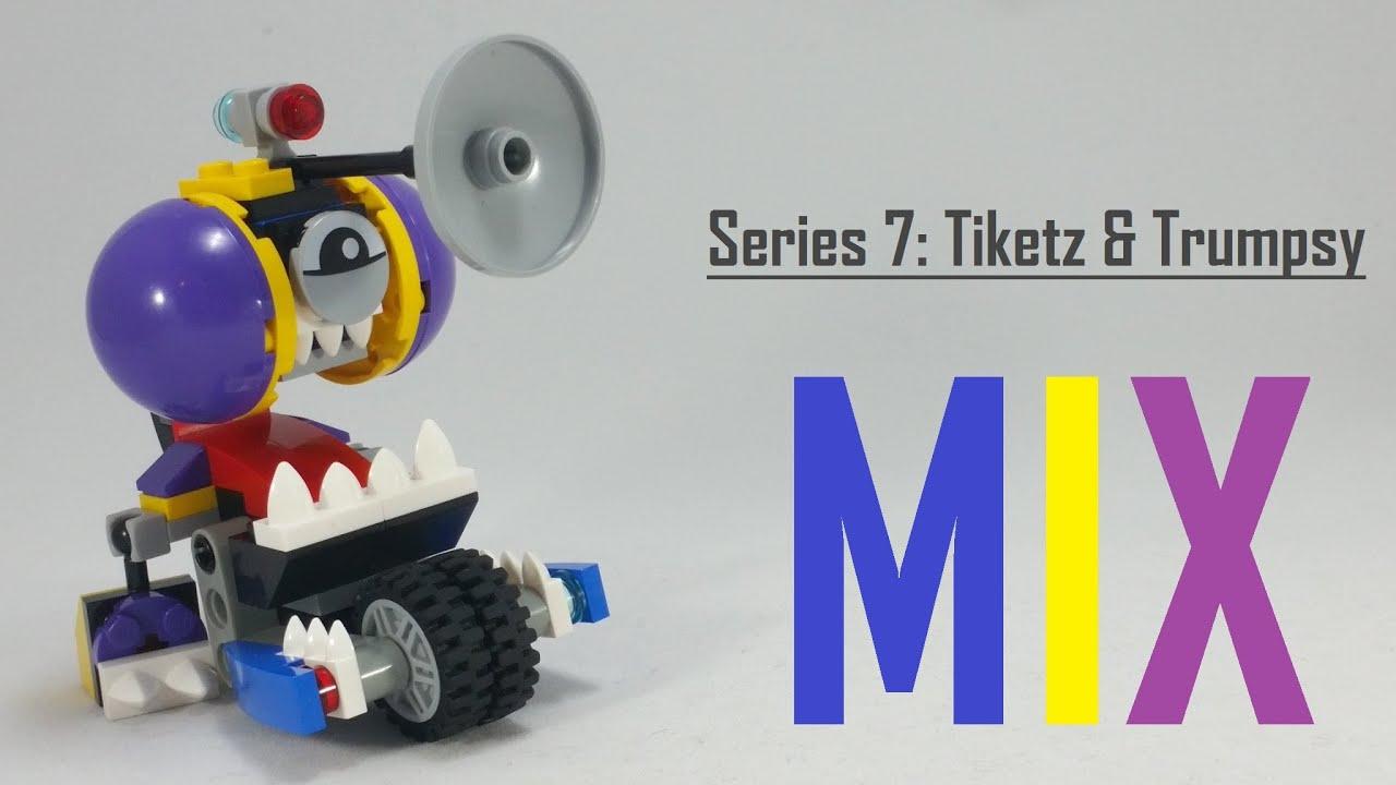 Mixels max instructions series 7