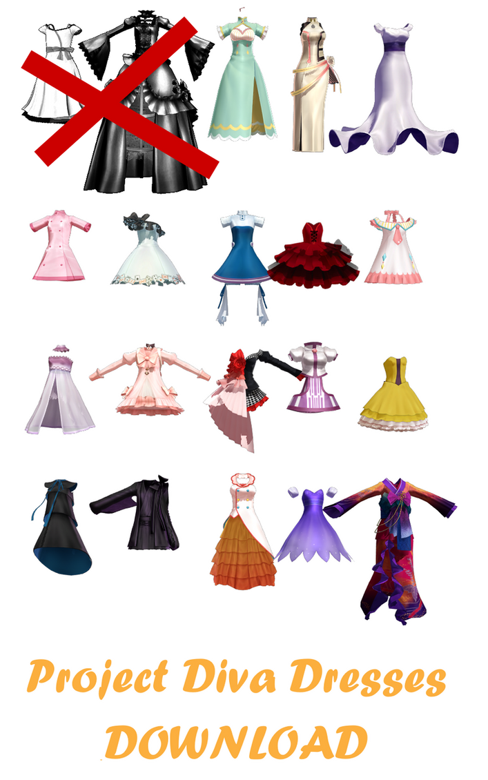 Mmd how to add clothes