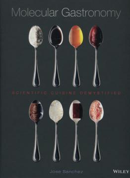 Molecular gastronomy scientific cuisine demystified pdf