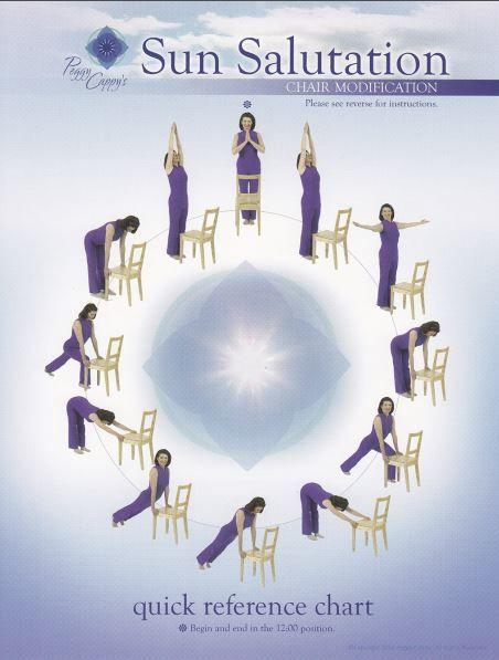 Moon salutation chair yoga pdf