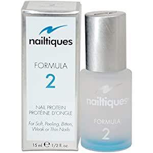 Nailtiques formula 2 instructions