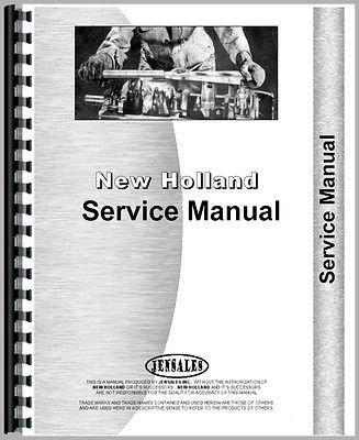 New holland tc30 service manual download