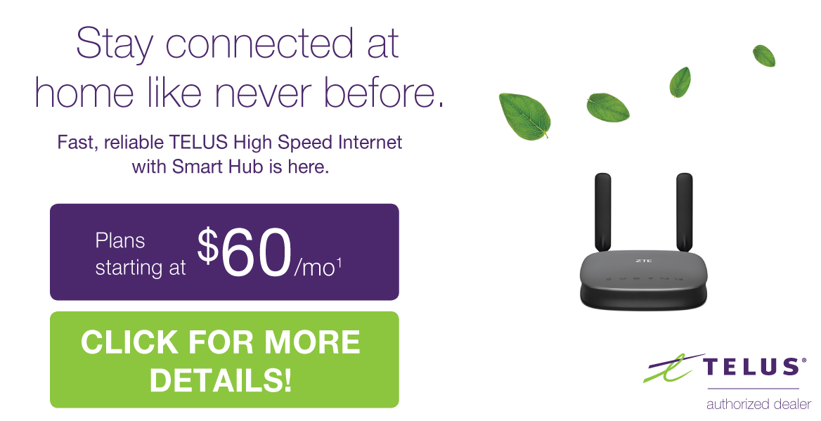 On telus how to find internet speed