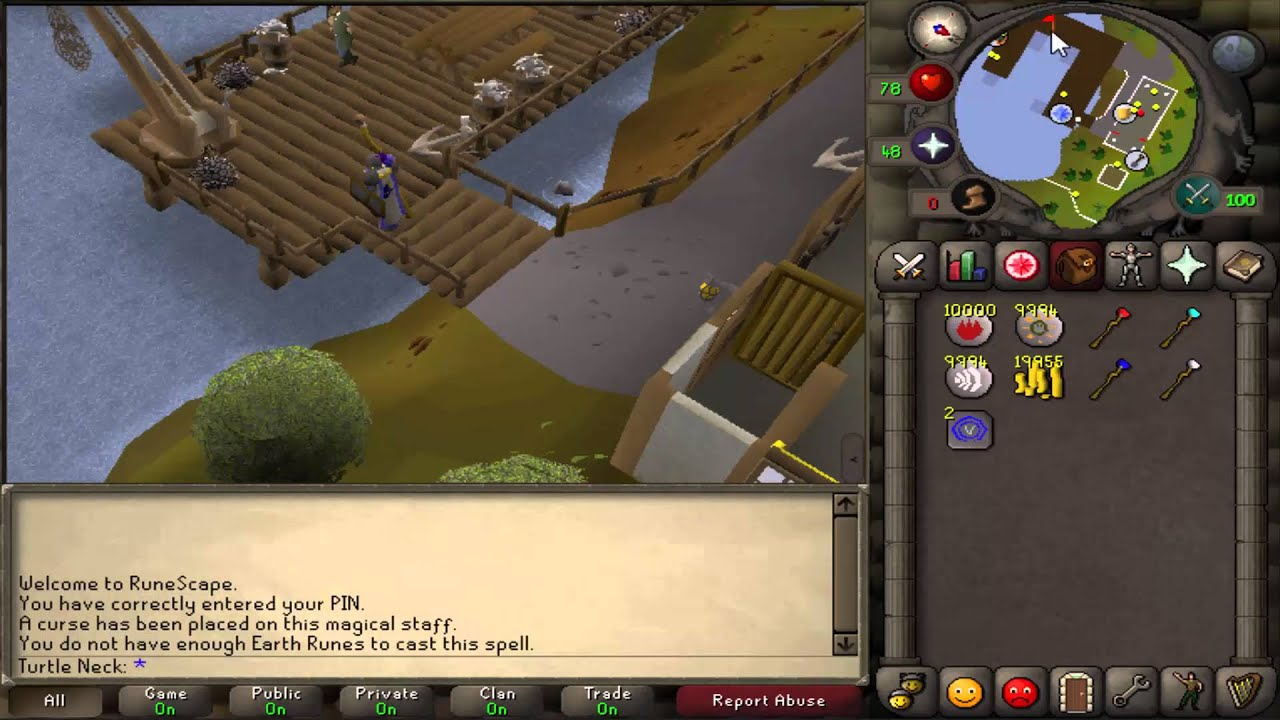 Osrs how to get nettles