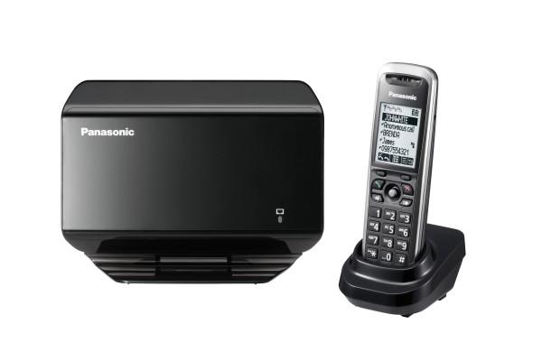 Panasonic base how to get ip address