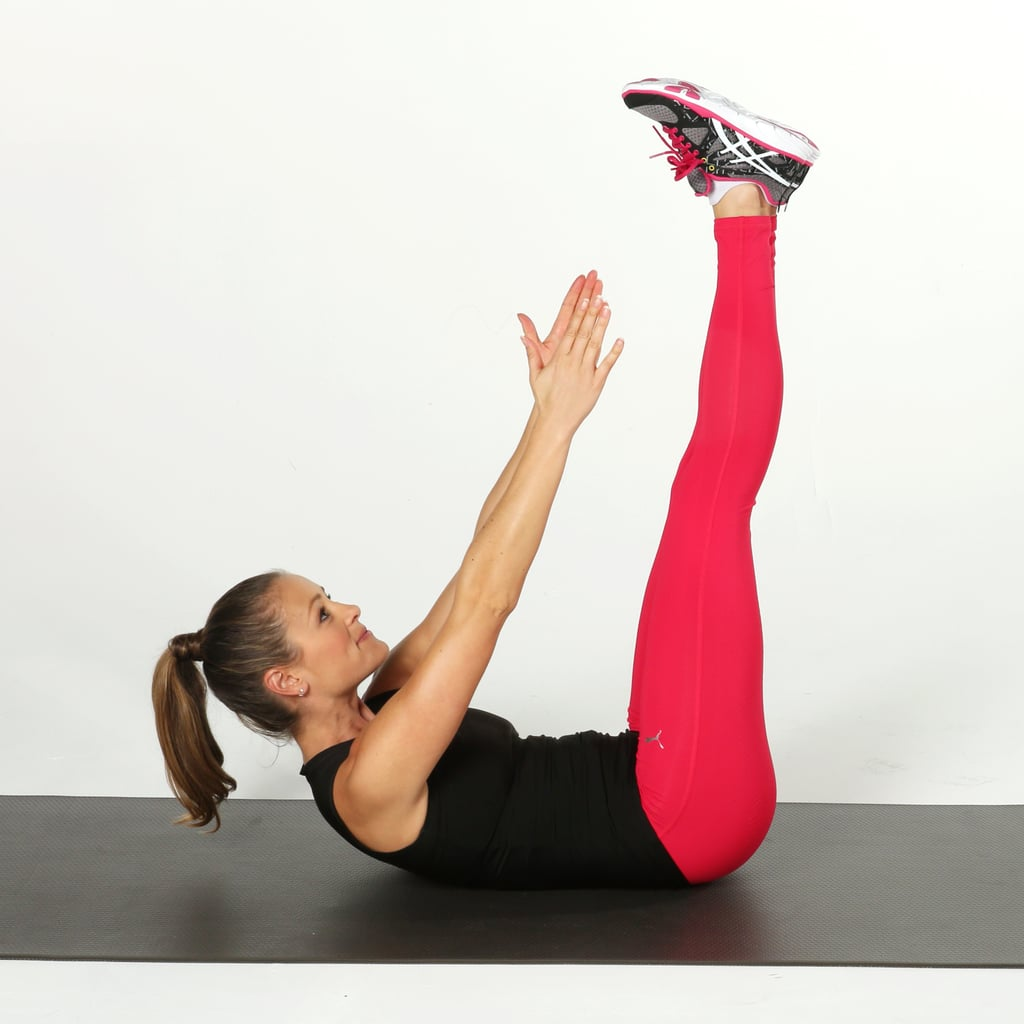 perfect ab crunch assembly instructions