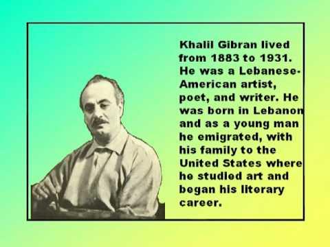 Pity the nation khalil gibran pdf