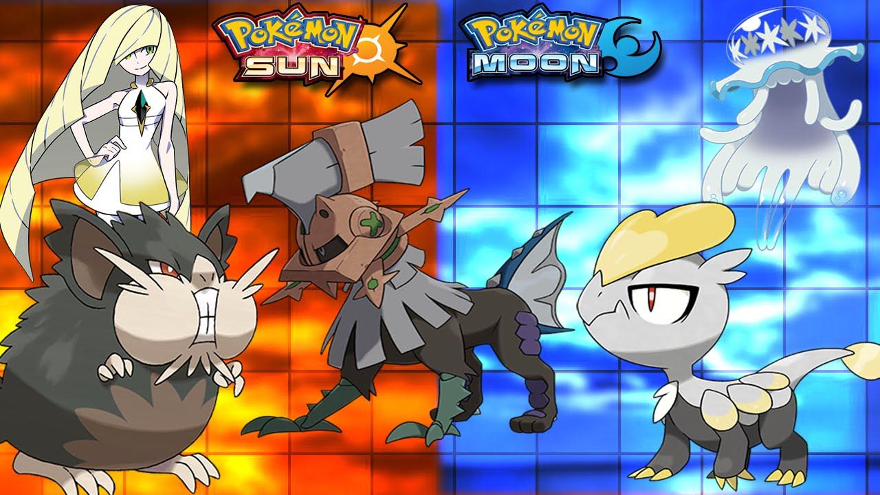 Pokemon sun and moon how to get shiny jangmo-o