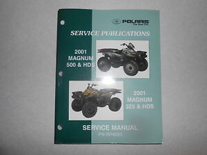 polaris magnum 325 service manual free download