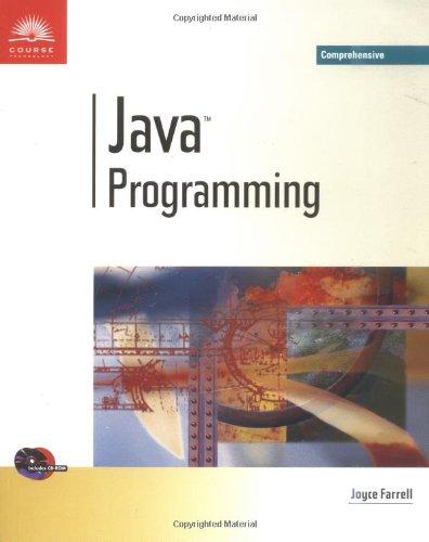 Practical java programming tutorial pdf