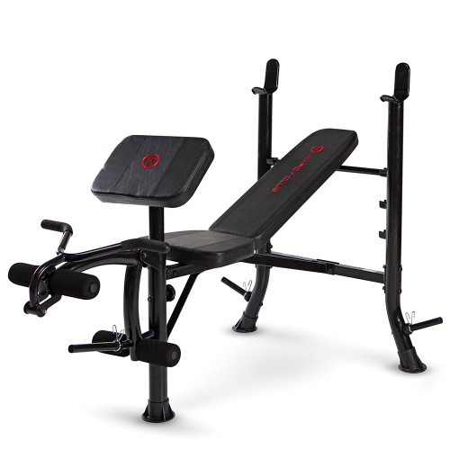 pro power weight bench instructions