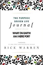 Purpose driven leadership rick warren pdf