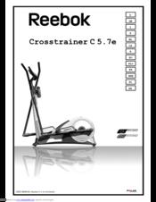 reebok i trainer 2.1 user manual