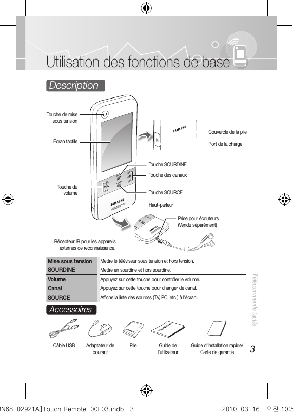 samsung tv remote control manual pdf