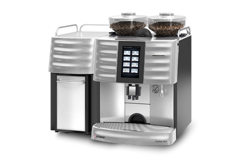 schaerer coffee art service manual