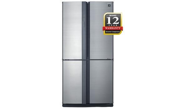 sharp refrigerator service manual te