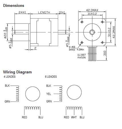 shinano kenshi sst57d3201 stepper motor manual