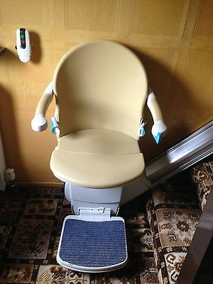 Simplicity 950 stairlift installation manual
