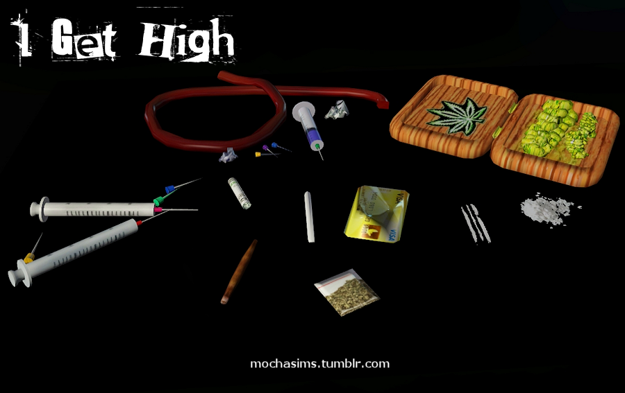 Sims 4 basement drugs how to get drugs