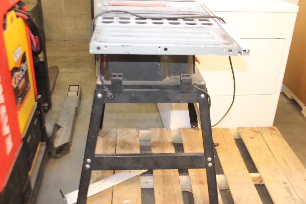 skilsaw 10 table saw model 3400 manual