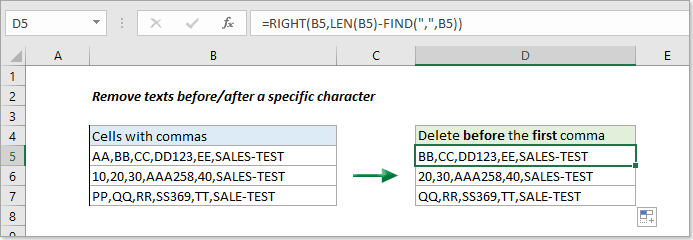 Stata how to delete a character