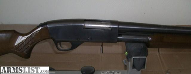 Stevens model 67 series e 12 gauge manually