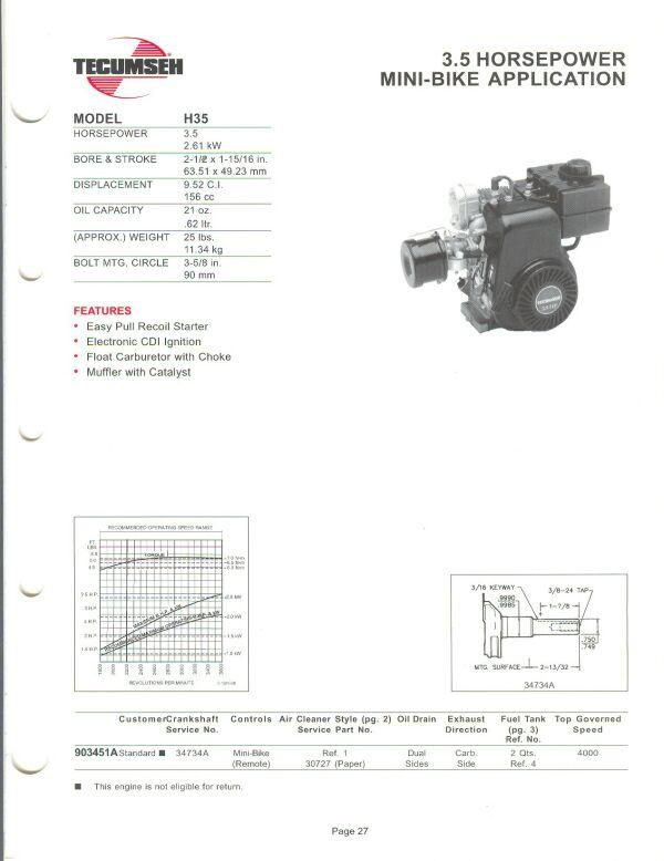 tecumseh 4tpxs 1951bc 6.5 hp manual