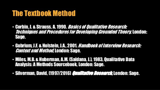 The sage handbook of qualitative research grounded theory