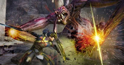 Toukiden 2 sword and shield guide