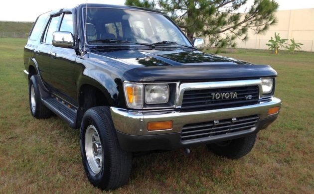 toyota 4runner owners manual 1991