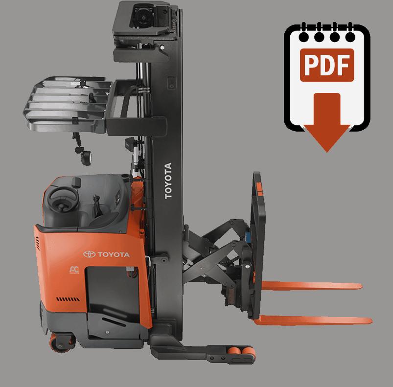 toyota forklift service manual pdf free download