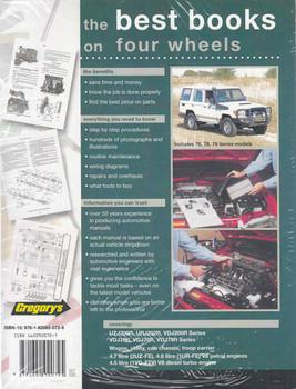 toyota land cruiser 76 series repair manual