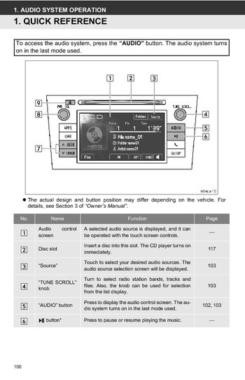 toyota yaris 2007 yrx user manual