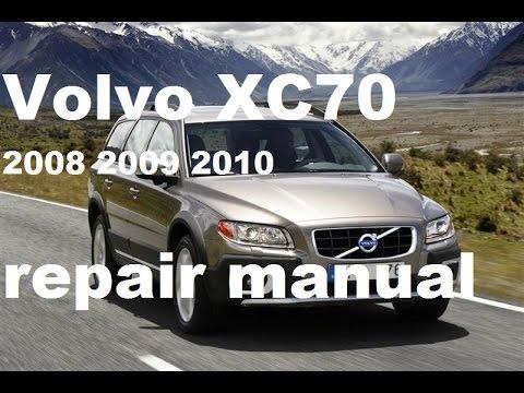 volvo s70 repair manual download free