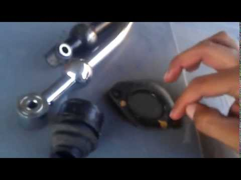 vz commodore manual shifter linkage