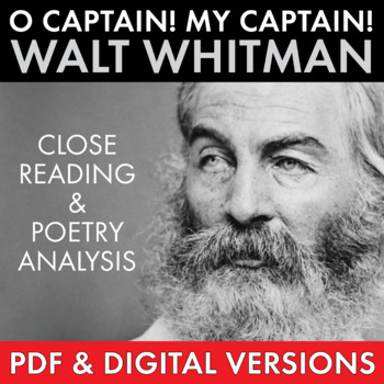 Walt whitman o captain my captain pdf