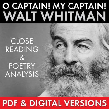 Walt whitman o captain my captain pdf