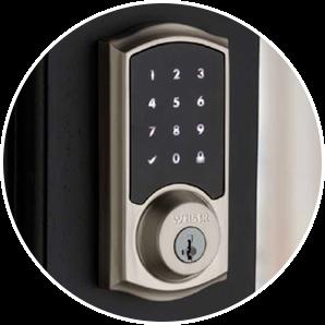 weiser lock smart key installation instructions