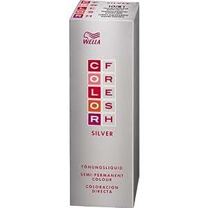 wella colour fresh silver instructions