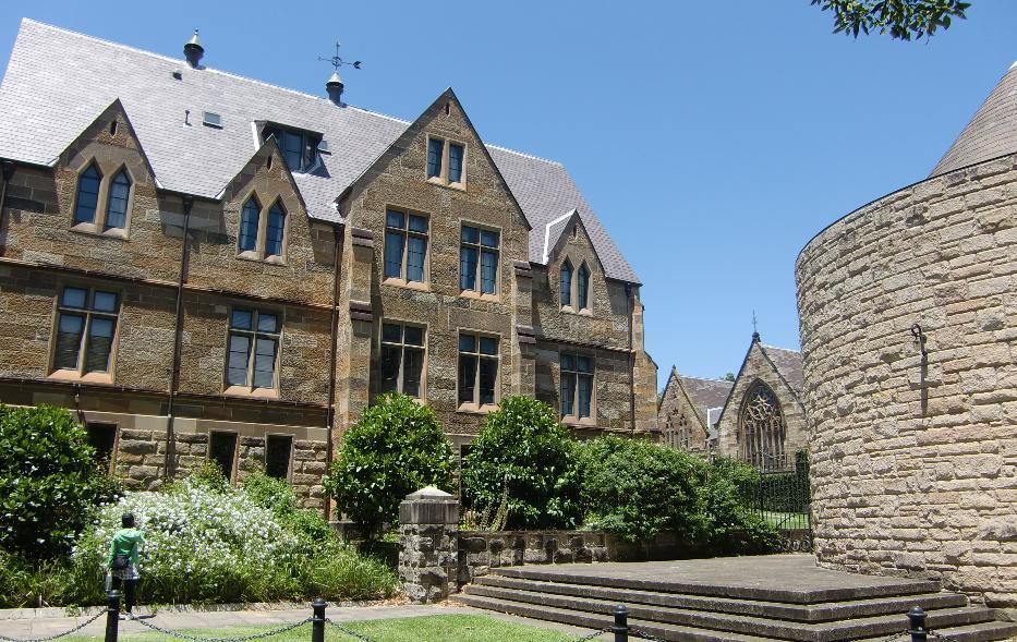 Wesley college sydney university application