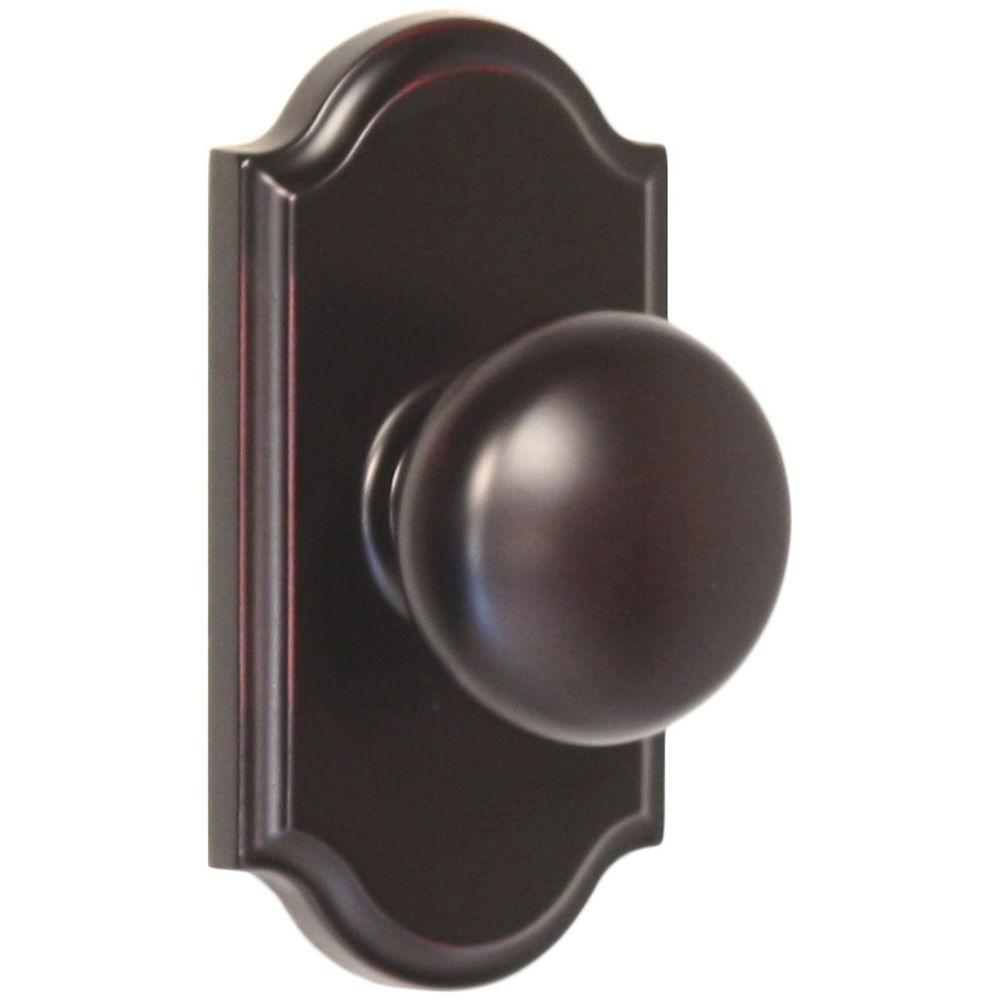 weslock handleset installation instructions