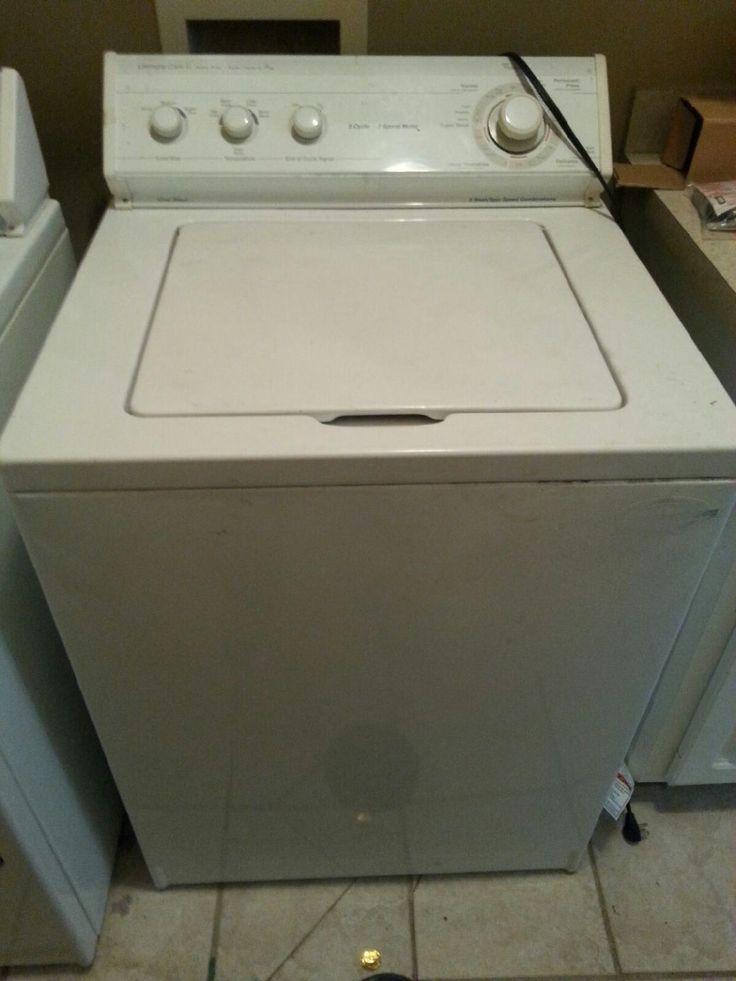Whirlpool quiet wash plus manual