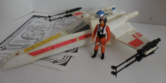 x-wing fighter 1978 instructions