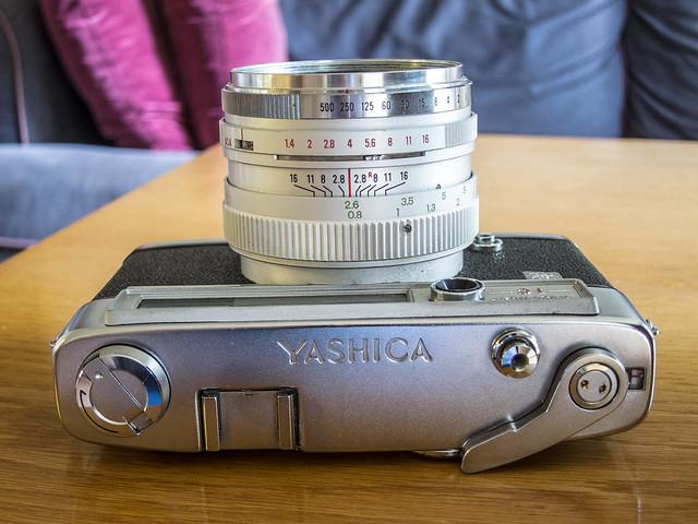 yashica lynx 1000 repair manual